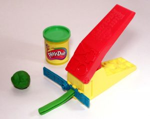 Is the smell of Playdoh patented